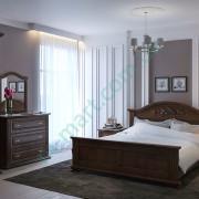 Спальня из дерева Флоренция