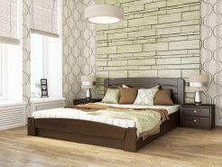 Кровать Селена Аури с подъемным механизмом массив