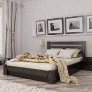 Кровать Селена с подъемным механизмом массив