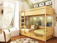 Кровать Дуэт щит