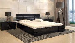 Кровать Дали Люкс сосна венге