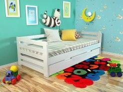 Кровать Немо бук белый