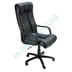 Кресло Атлантис Пластик Скаден черный