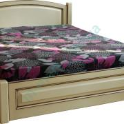 Кровать Верона-1 слоновая кость
