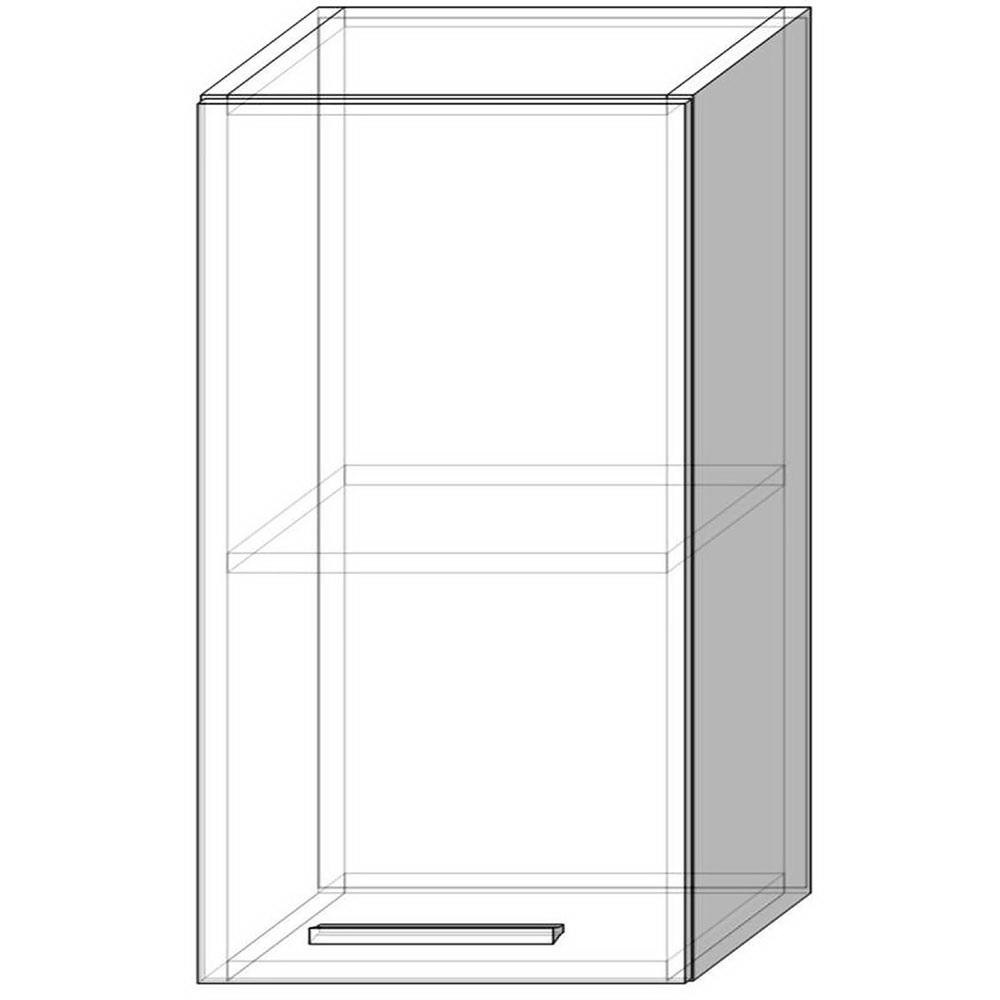 Навесной шкаф 40 см
