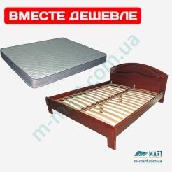 Комплект Кровать Кармен + Матрас Neoflex зима-лето