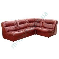 Офисный диван Плаза комплект (1+2+угол)