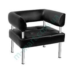 Офисный диван Тетра 4 с подлокотниками
