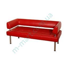 диван тетра 7 красный А
