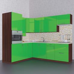 Кухня угловая Колор-микс набор №88