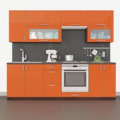 Кухня Колор-микс набор №94
