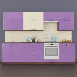 Кухня Колор-микс набор №95