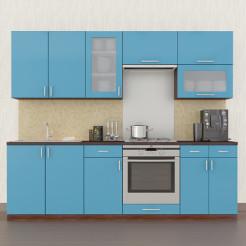 Кухня Колор-микс набор №69