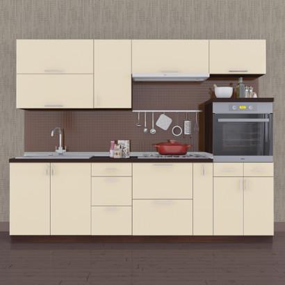 Кухня Колор-микс набор №76