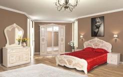 Спальня Кармен Нова Беж 4Д