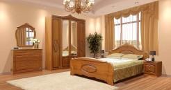 Спальня Катрин 4Д