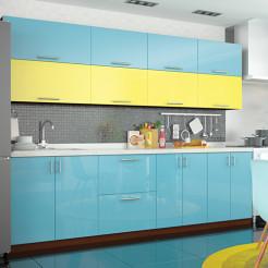 Кухня Колор-микс набор №66