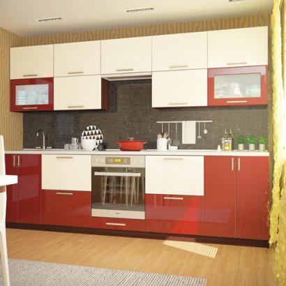 Кухня Колор-микс набор №78