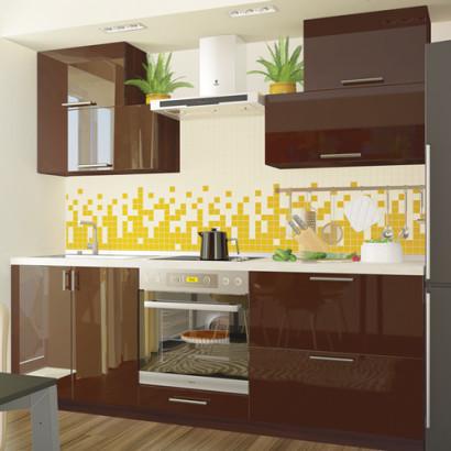 Кухня Колор-микс набор №90