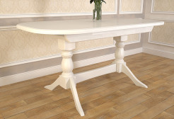 Стол для гостиной Престиж белый