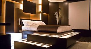 Кровать-подиум – новомодное веянье востока или практичная вещь в спальне?