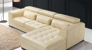 Как выбрать качественный кожаный диван?