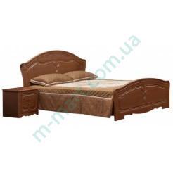 Кровать Луиза - Дуб золотой