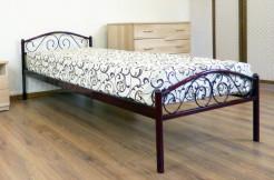 Металлическая кровать Элис Люкс односпальная