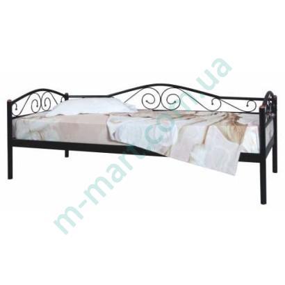 Металлическая кровать Элис Люкс Тахта