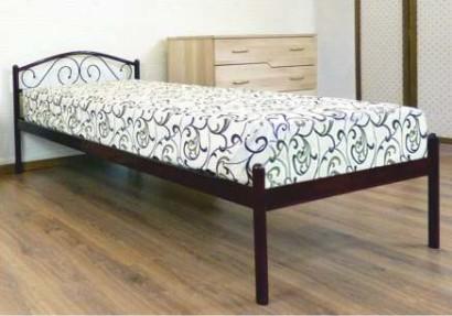 Металлическая кровать Элис односпальная