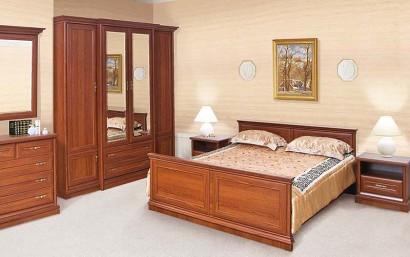 Модульная спальня Кантри-1