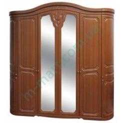 Шкаф 6Д Луиза - Дуб золотой