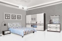 Спальня Бася - Нейла