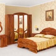 Спальня Эмилия Старый дуб