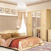 Спальня Флоренция — Светлый венге