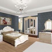 Спальня Империя 4Д — Роза