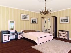 Спальня Ким - Светлый венге