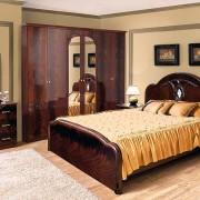 Спальня Лаура — Махонь