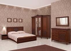 Модульная спальня Ливорно-6