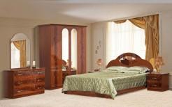 Спальня Милена - Орех