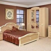 Спальня Венеция — Клен
