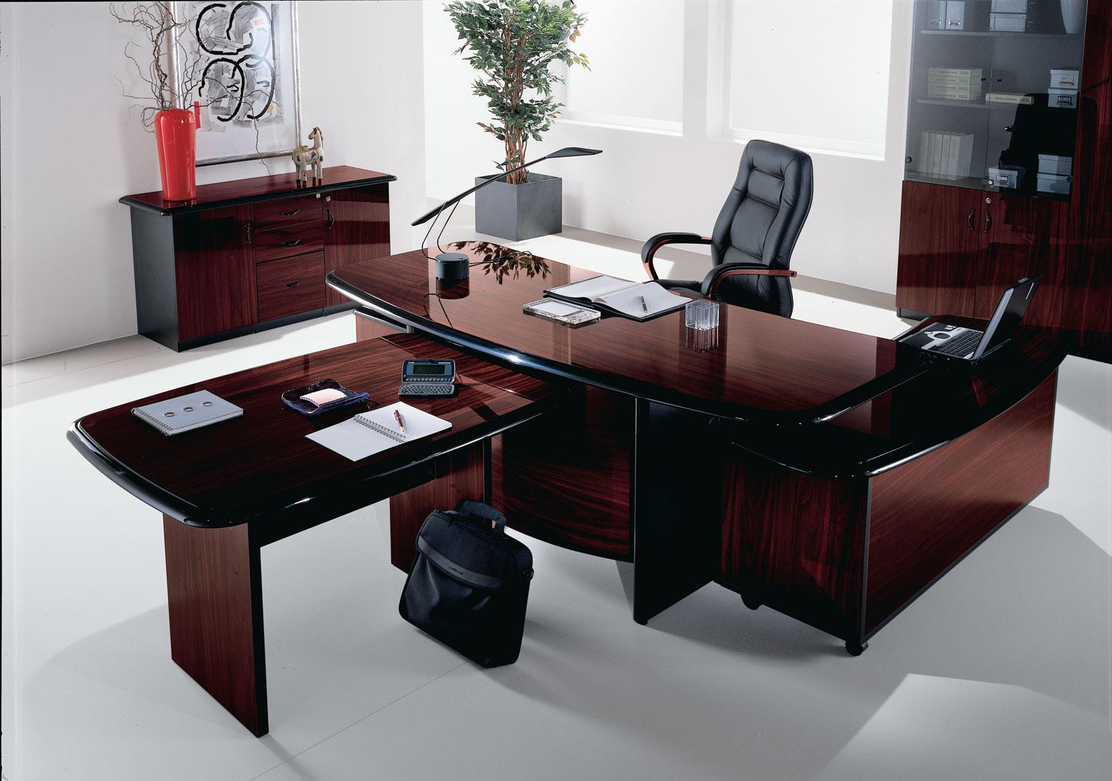 Офисная мебель, кабинет руководителя