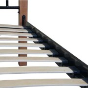 Металлическая кровать конструкция