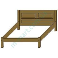 Кровать Лана-2