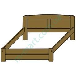 Кровать Лира-4