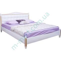 Кровать с мягкой спинкой Монако