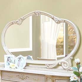 Зеркало Вивальди - беж