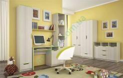 Детская комната Маттео модульная 1