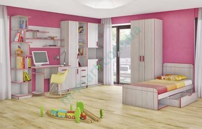 Детская комната Рио модульная 1