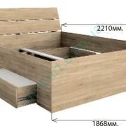 Кровать Гринвич